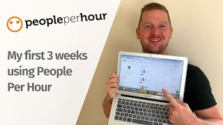 Beginners guide to People Per Hour Tutorial (PPH) – First 3 weeks